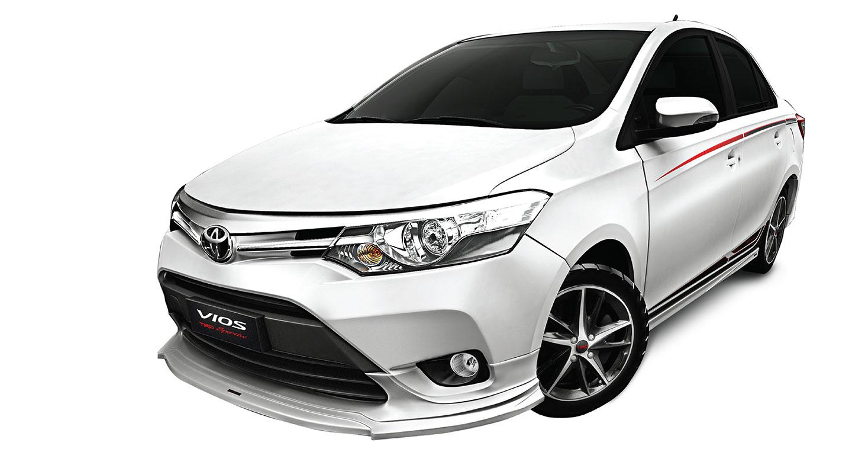 """""""Quyết đấu"""" City, Toyota Việt Nam tung ra thị trường Vios mới"""
