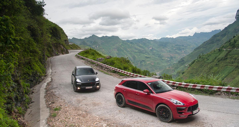 """Hành trình Porsche SUV Hà Giang – """"Thả hổ về rừng"""" (P.2)"""