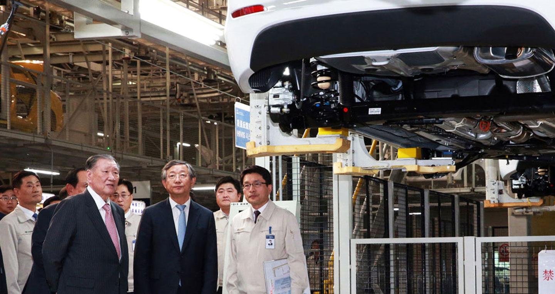 Xe Hàn gặp khó tại Trung Quốc