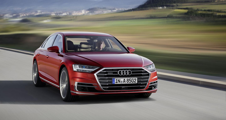 Audi A8 thế hệ mới chính thức trình làng với nhiều công nghệ mới