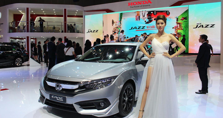 Honda Civic 2017 mới nhất