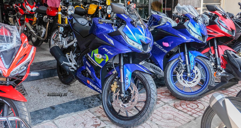 Yamaha R15 V3 Movistar 2017 về Việt Nam, giá hơn 110 triệu đồng