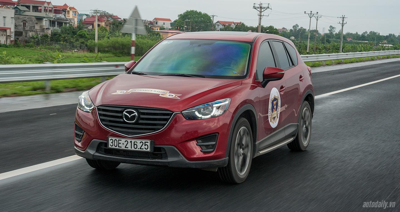 Mazda CX-5 giảm giá kỷ lục về mức dưới 800 triệu đồng