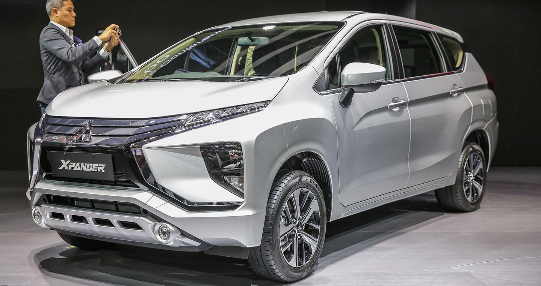 Mitsubishi ra mắt mẫu MPV phong cách hầm hố hoàn toàn mới