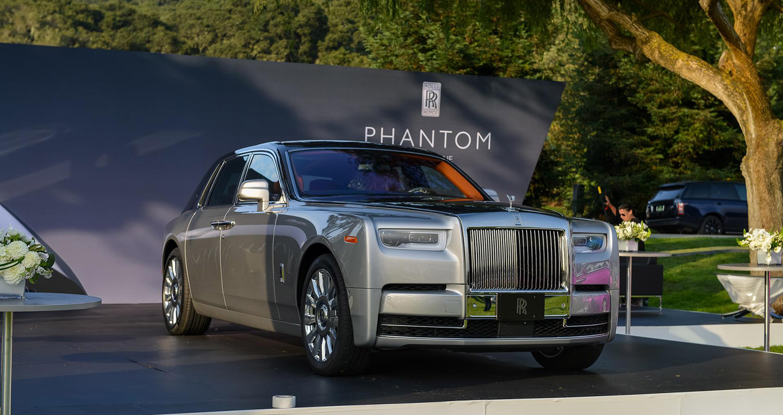 nh chi ti t rolls royce phantom 2018 tai monterey car week 2017. Black Bedroom Furniture Sets. Home Design Ideas