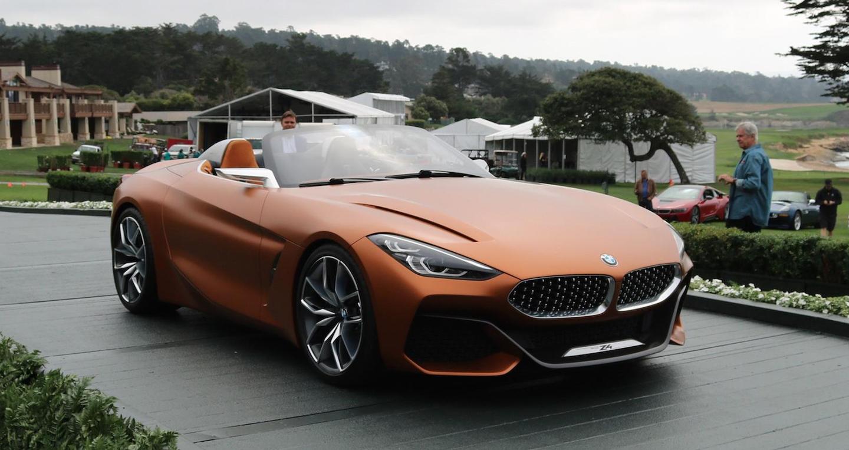 """Lộ diện """"tuyệt phẩm"""" BMW Z4 thế hệ mới"""