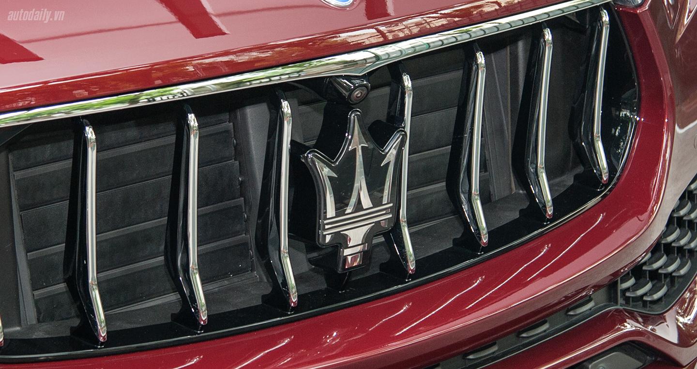 Những điều bạn có thể chưa biết về Maserati Levante