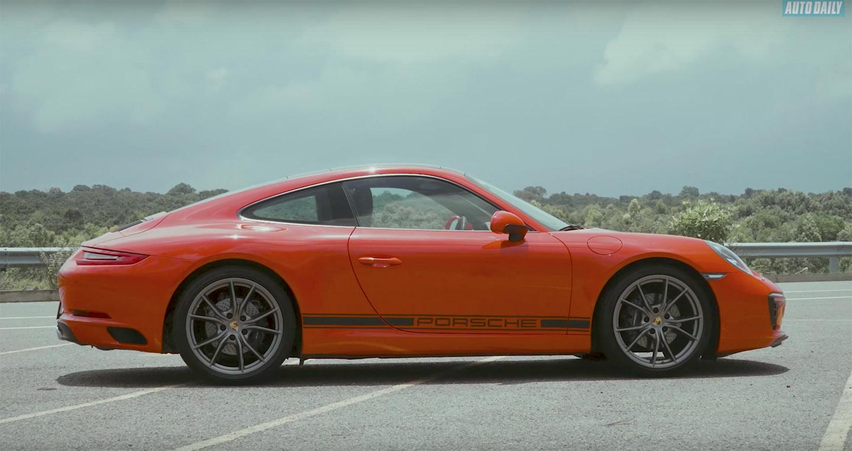 Đánh giá xe Porsche 911 Carrera: Cỗ máy đầy cảm hứng