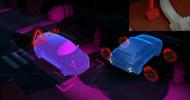 Volvo XC40 2018 chuẩn bị ra mắt với công nghệ lái bán tự động