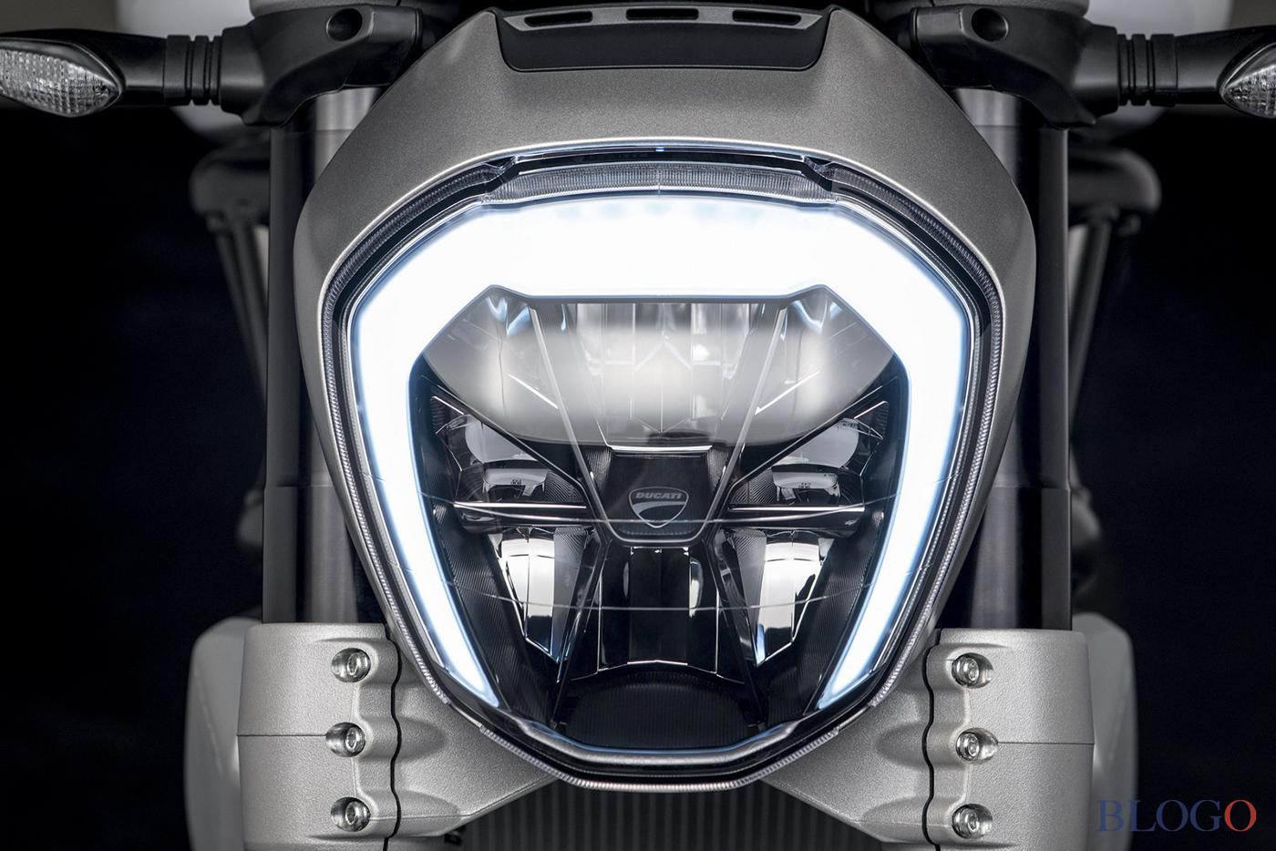 Ra mắt Ducati XDiavel S phiên bản Tảng băng trôi - ảnh 8