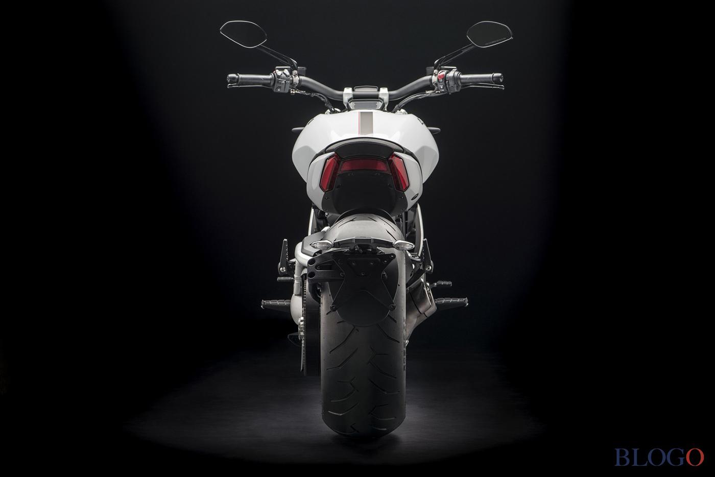 Ra mắt Ducati XDiavel S phiên bản Tảng băng trôi - ảnh 5