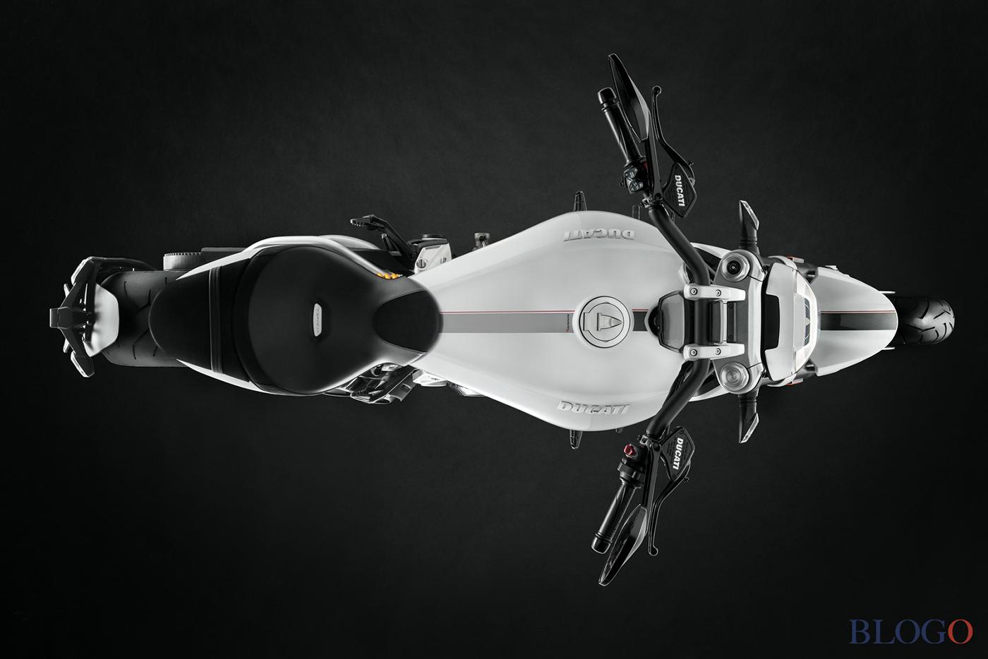 Ducati XDiavel S Iceberg White 2018 ra mắt đẹp ngất ngây