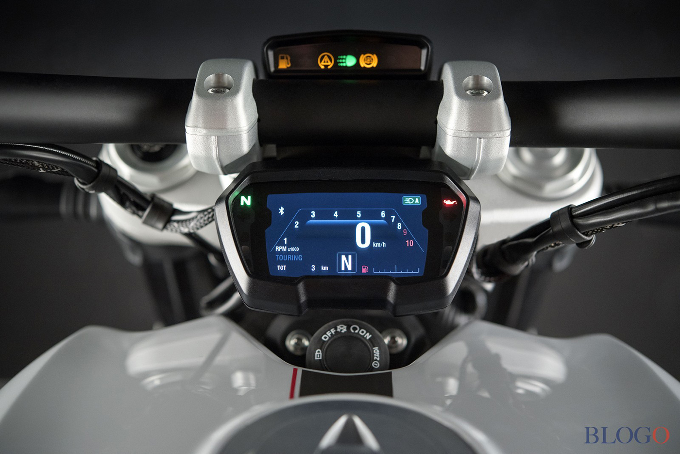 Ra mắt Ducati XDiavel S phiên bản Tảng băng trôi - ảnh 9