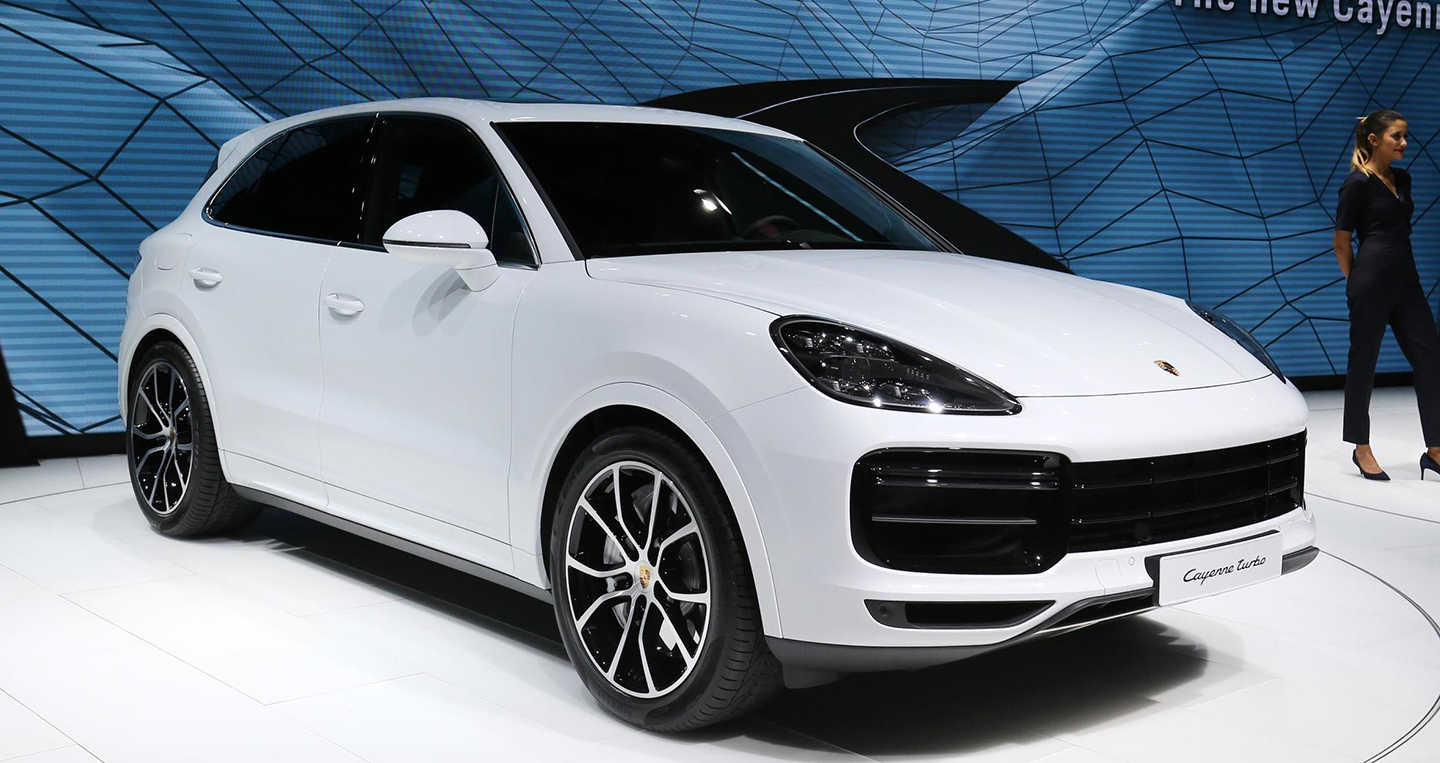 porsche cayenne turbo 2018 ch t gi t 8 92 t ng t i. Black Bedroom Furniture Sets. Home Design Ideas