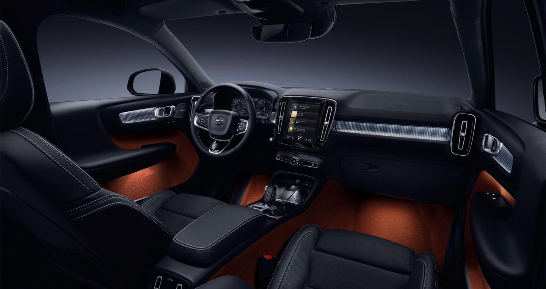 Ảnh chi tiết Volvo XC40 2018 - ảnh 1