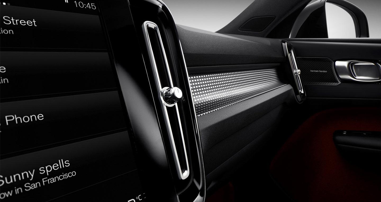 Ảnh chi tiết Volvo XC40 2018 - ảnh 3