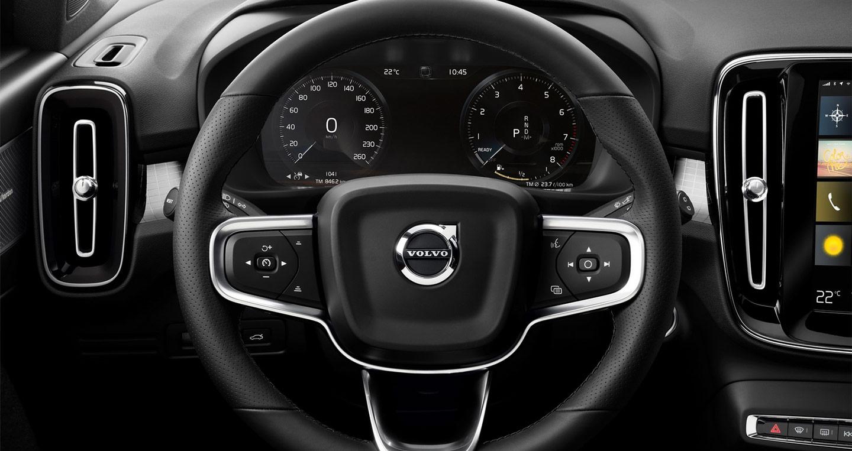 Ảnh chi tiết Volvo XC40 2018 - ảnh 5