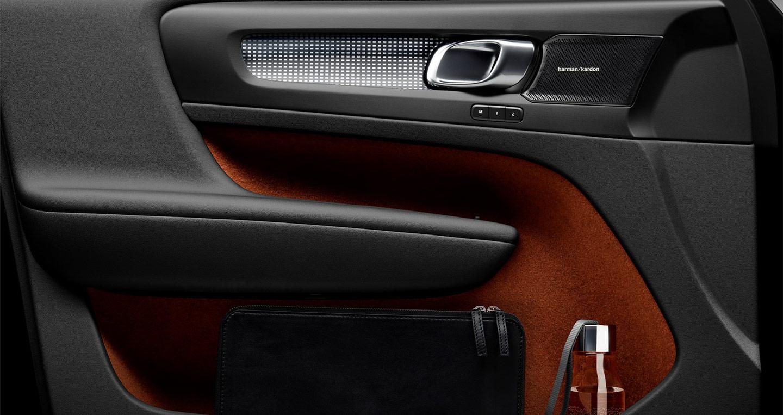 Ảnh chi tiết Volvo XC40 2018 - ảnh 6