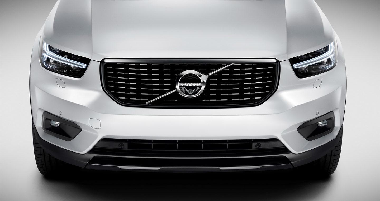 Ảnh chi tiết Volvo XC40 2018 - ảnh 8