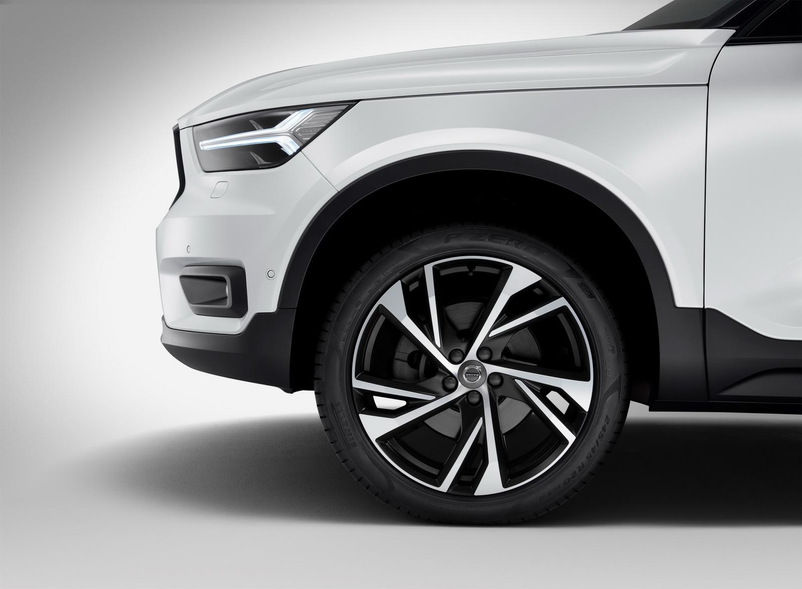 Ảnh chi tiết Volvo XC40 2018 - ảnh 9