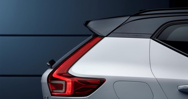 Ảnh chi tiết Volvo XC40 2018 - ảnh 11