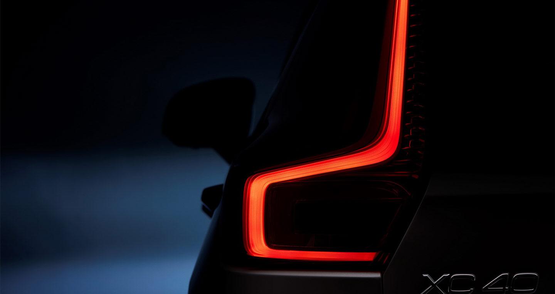 Ảnh chi tiết Volvo XC40 2018 - ảnh 12