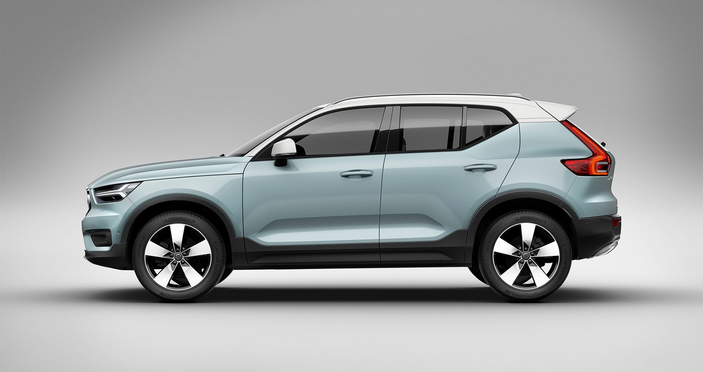 Ảnh chi tiết Volvo XC40 2018 - ảnh 15