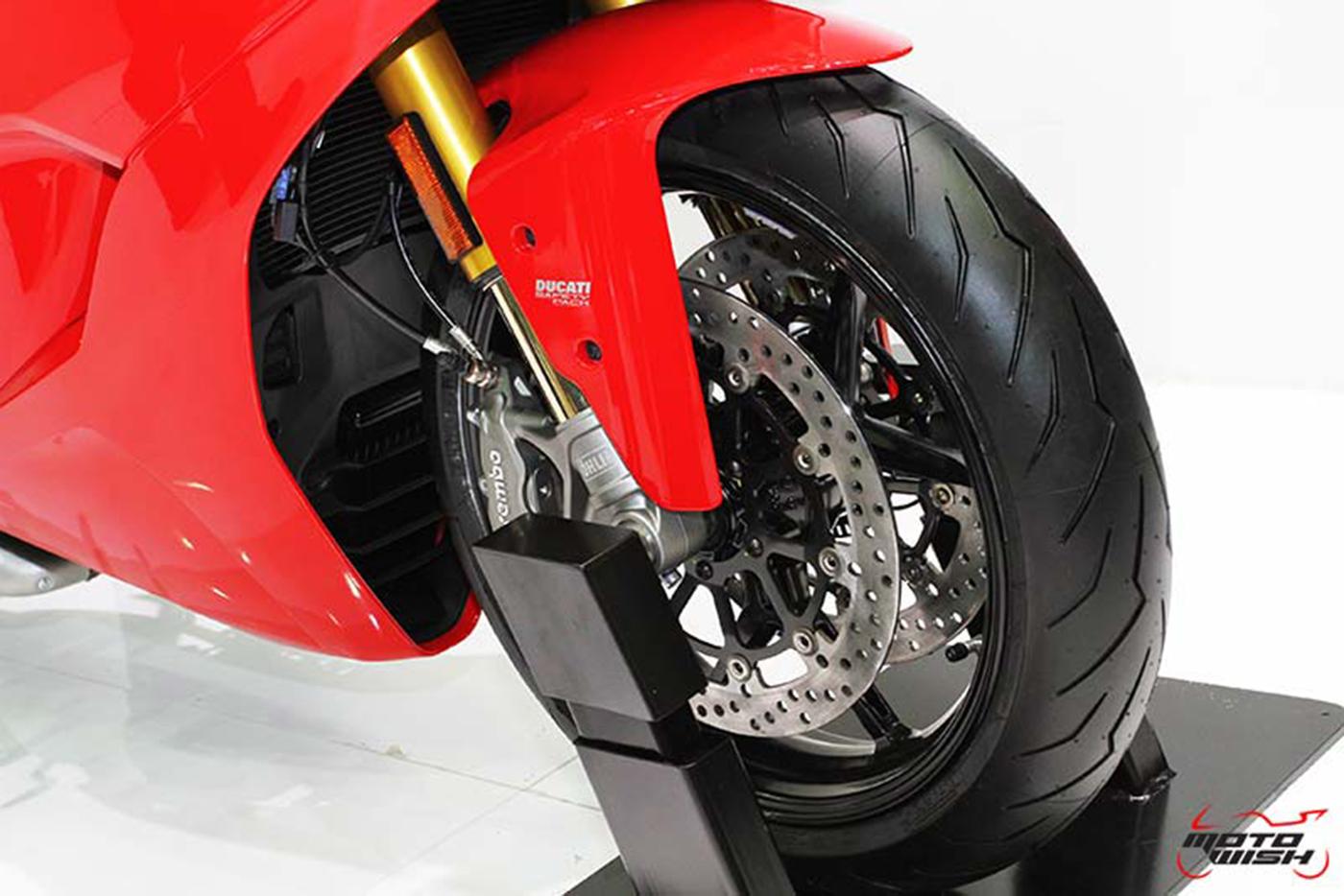 Ducati SuperSport 2017 – Đối thủ Kawasaki Ninja 1000 sắp về Việt Nam - ảnh 4