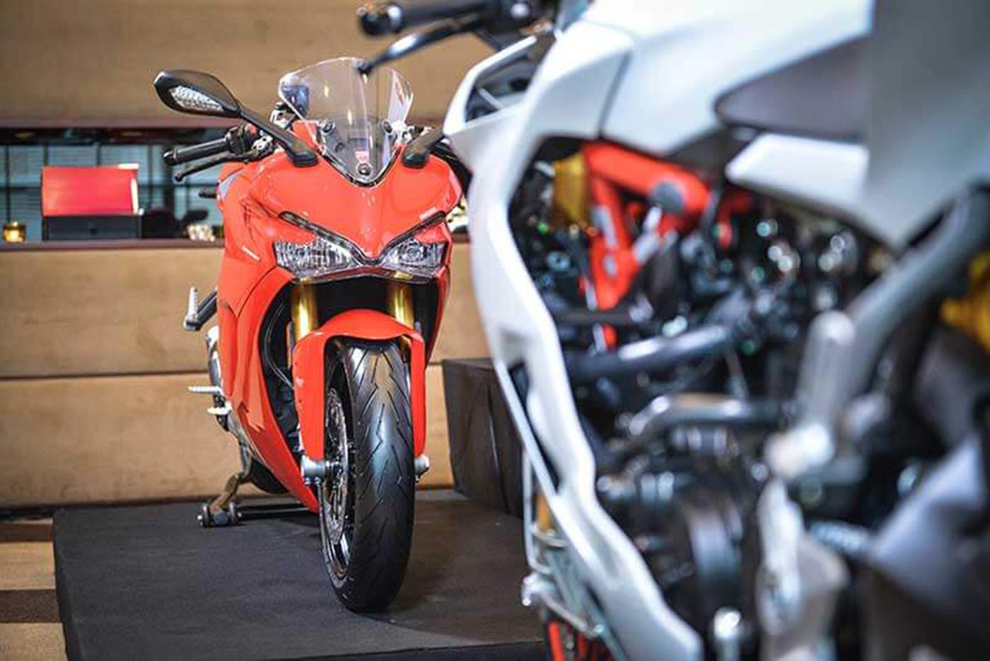 Ducati SuperSport 2017 – Đối thủ Kawasaki Ninja 1000 sắp về Việt Nam - ảnh 2