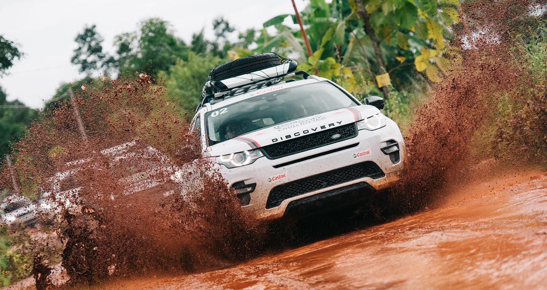 Hành trình trải nghiệm Land Rover Discovery trên đất Lào (P.2)