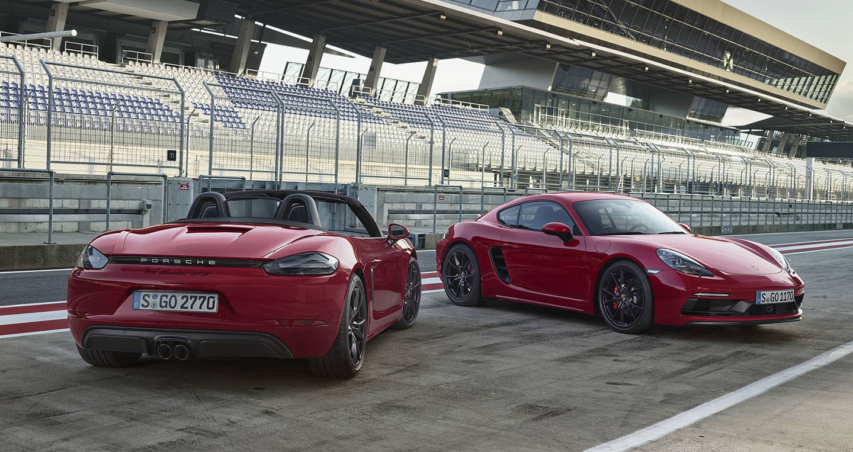 Porsche giới thiệu 718 GTS 2018, giá từ 89.529 USD