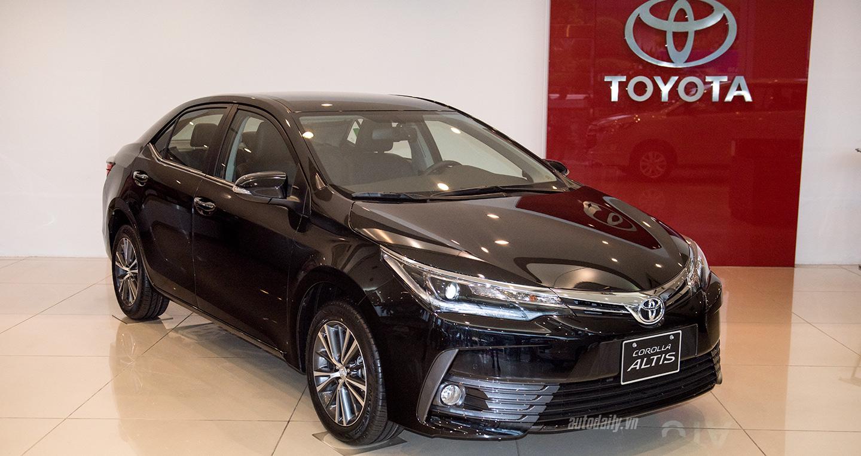 Chi tiết Toyota Corolla Altis 2017: Đủ sức cạnh tranh với Mazda3 và Kia Cerato?