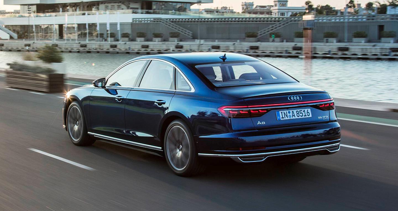 Nh Gi Xe Audi A8 2018 Kh C T Nh Ca M I Nh T C A Audi