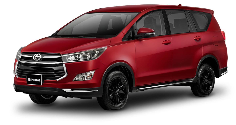 Toyota Việt Nam Ra Mắt Innova 2017 Gi 225 Từ 712 Triệu đồng