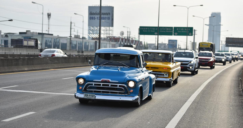 Kỷ niệm 100 năm xe tải và bán tải Chevrolet