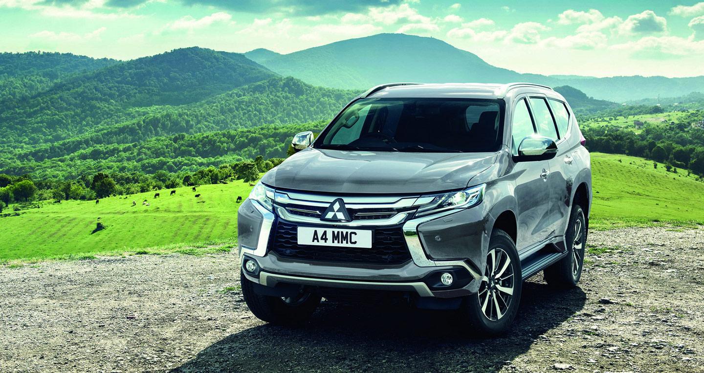 Mitsubishi Pajero Sport mới chuẩn bị đến tay người tiêu dùng Anh