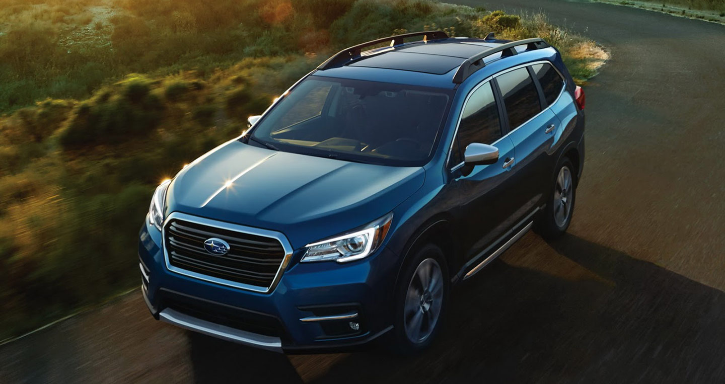 What Is Subaru Eyesight >> Subaru Ascent 2019: SUV 8 chỗ hoàn toàn mới