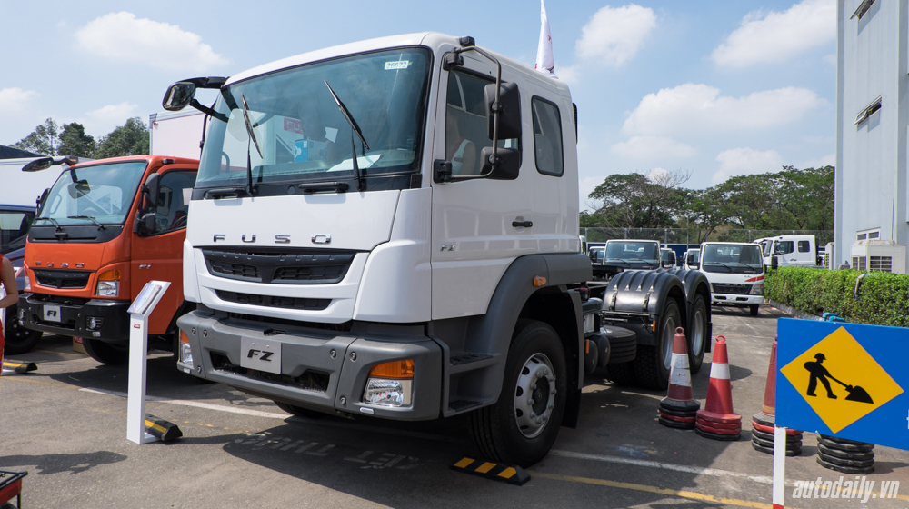 """THACO thay Mercedes-Benz Việt Nam """"nắm"""" FUSO"""