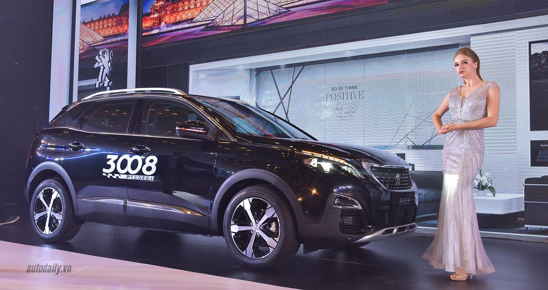 """Trường Hải """"chốt"""" giá Peugeot 5008 và 3008 mới"""