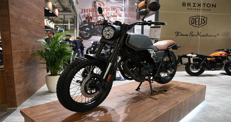 Xế hoài cổ Brixton BX 250 sắp về Việt Nam, giá hơn 70 triệu đồng