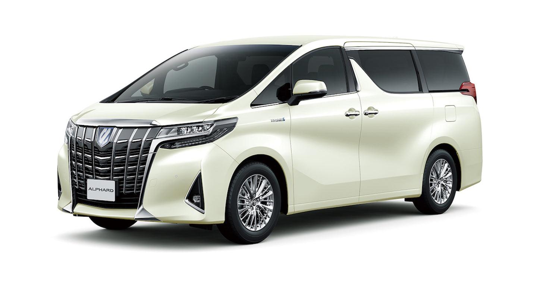Toyota Alphard 2018 Ch 237 Nh Thức Tr 236 Nh L 224 Ng