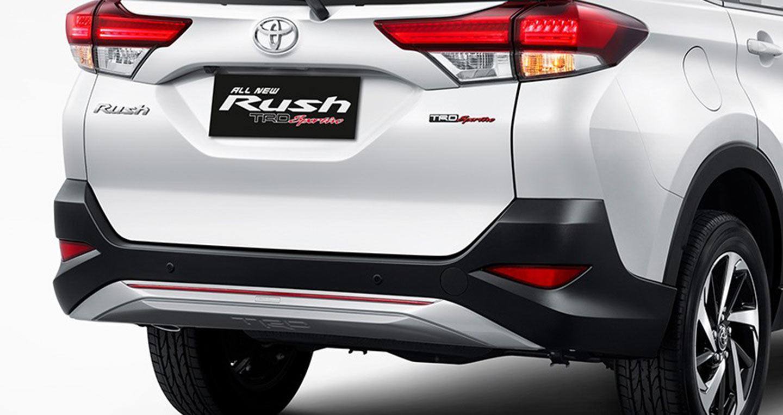 Nh Chi Ti T Toyota Rush 2018