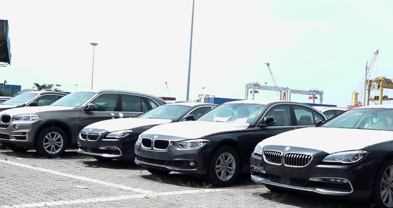 Hơn 600 xe BMW phơi mưa nắng ở Việt Nam sẽ tái xuất về Đức - ảnh 1