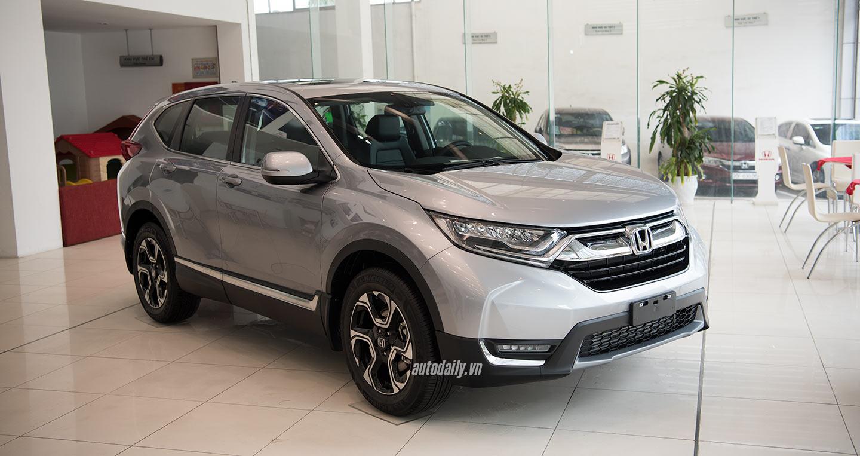 Honda CR-V 5+2 tăng giá bán, người trong cuộc nghĩ gì?