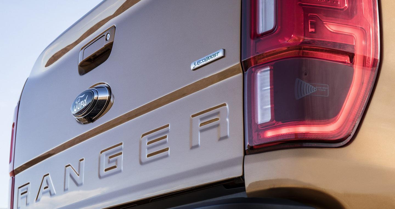 Ảnh chi tiết Ford Ranger 2019: Lột xác ngoạn mục - ảnh 9