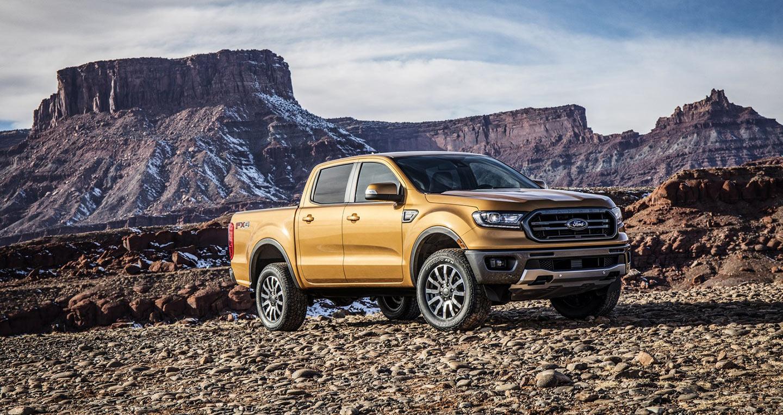 Ảnh chi tiết Ford Ranger 2019: Lột xác ngoạn mục - ảnh 1