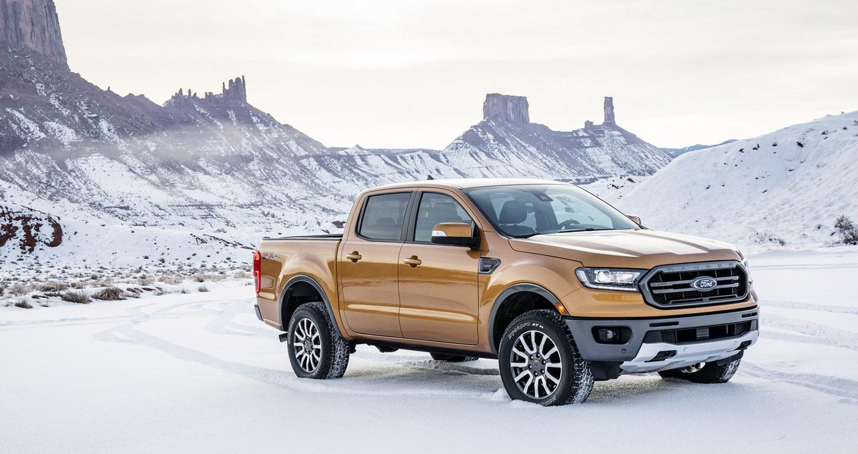 Ảnh chi tiết Ford Ranger 2019: Lột xác ngoạn mục - ảnh 2