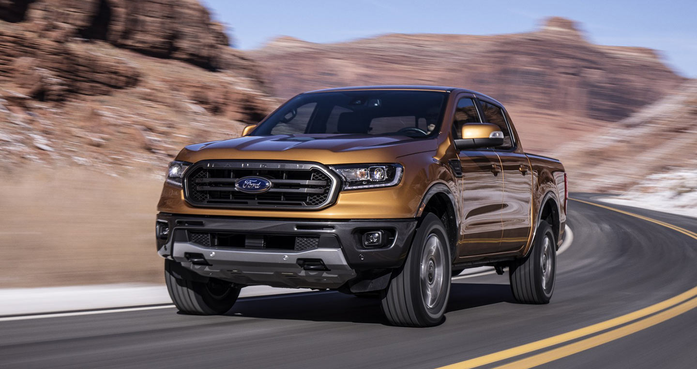 Chiêm ngưỡng Ford Ranger 2019 hoàn toàn mới - ảnh 1