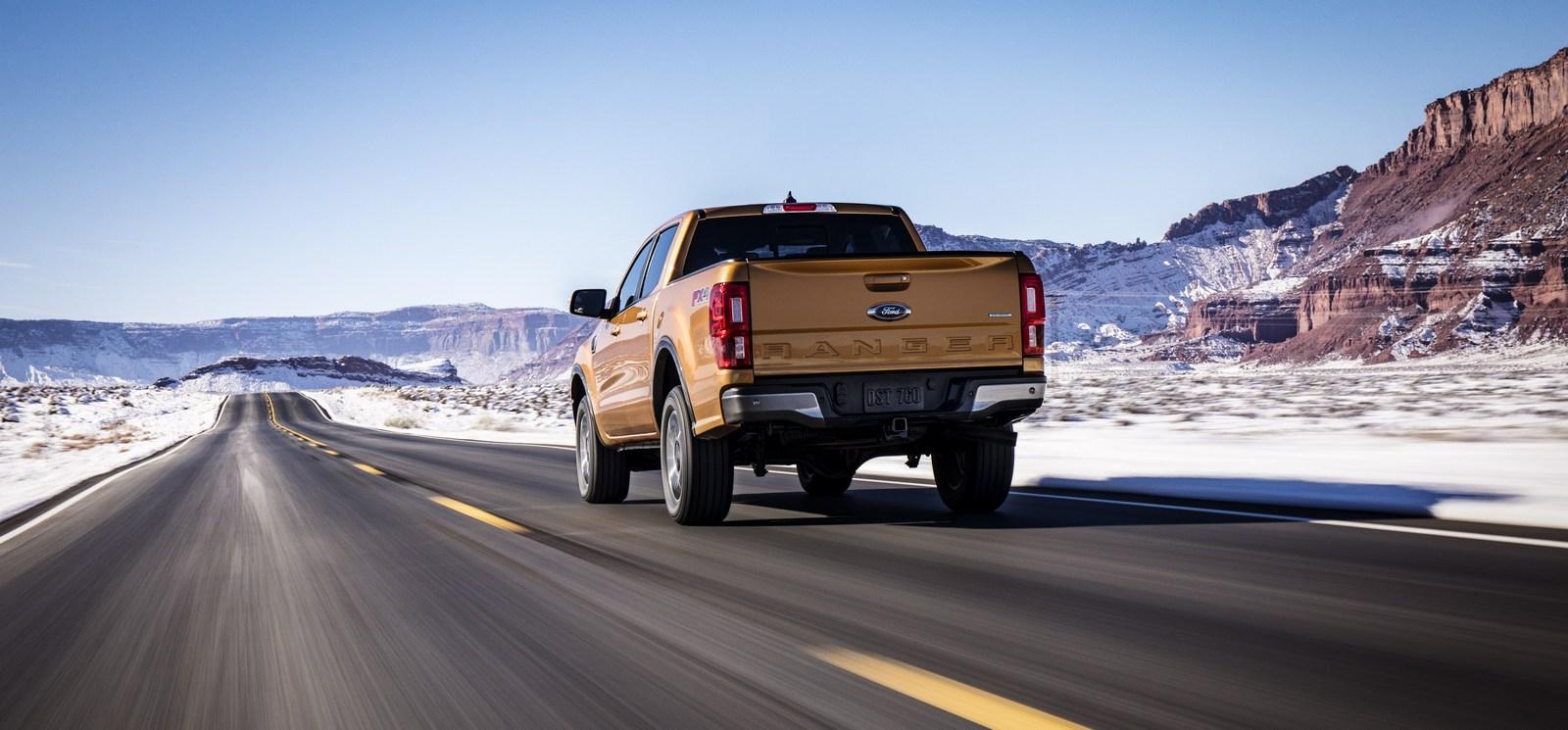 Ảnh chi tiết Ford Ranger 2019: Lột xác ngoạn mục - ảnh 5