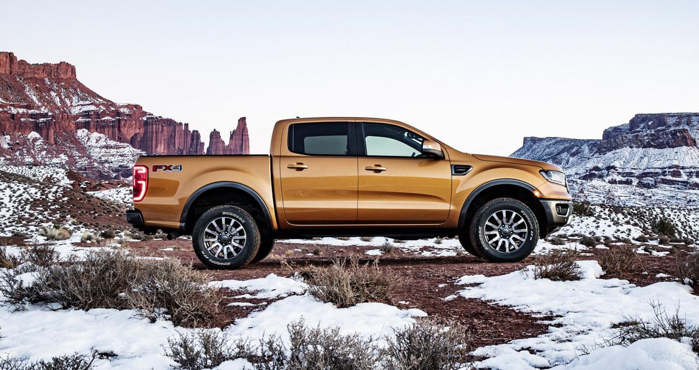 Ảnh chi tiết Ford Ranger 2019: Lột xác ngoạn mục - ảnh 6